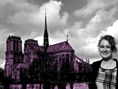 I left my heart in Paris
