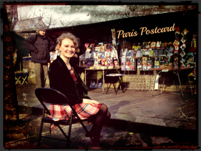 Alice paris postcard