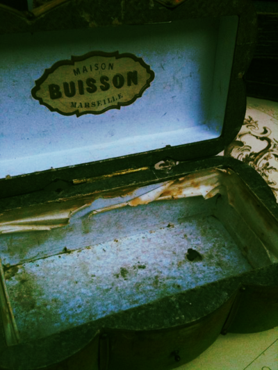 blue buisson box corey amaro