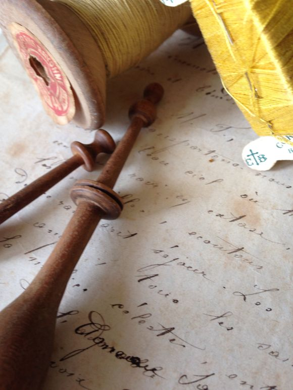 Sewing Brocante Bits