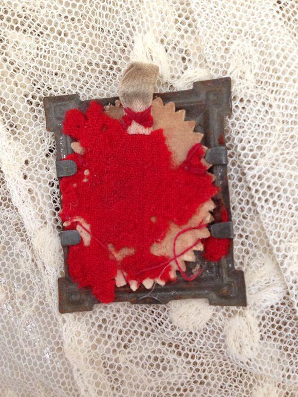 Sacred Heart Pendant