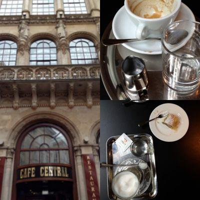 Vienna coffee houses austria corey amaro