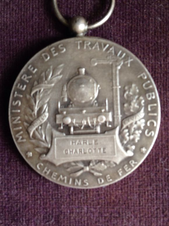 Railroad Honor Medal