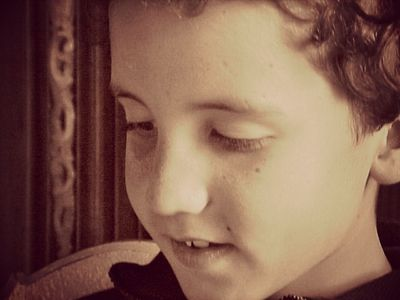 Sacha little boy
