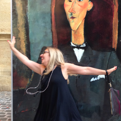 Dancing in Aix with a Man