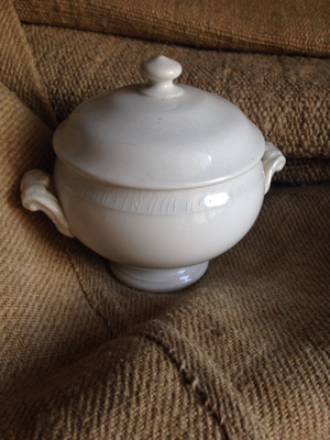 Child's Ironstone Soup Tureen