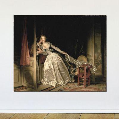Large portrait print richele and sydney