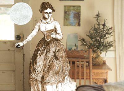 Full-moon-board-december lesley auston