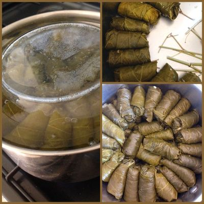 How to make Dolmas