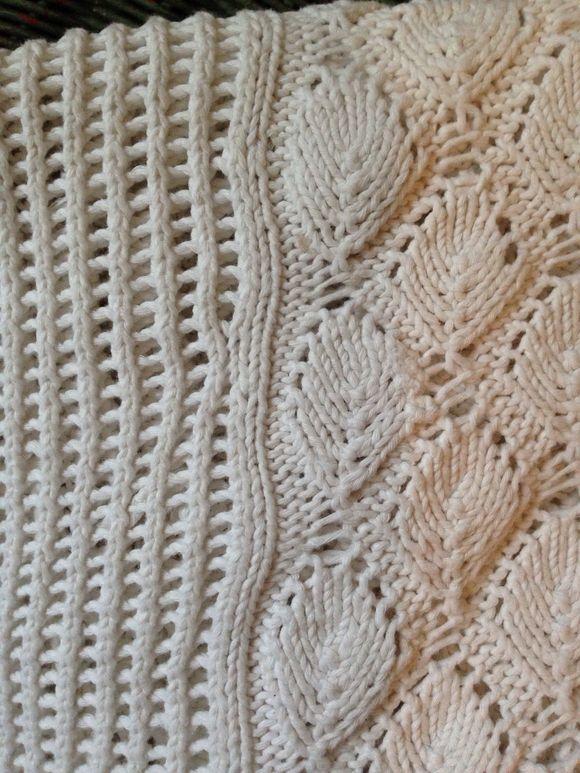 Cotton Handmade Throw
