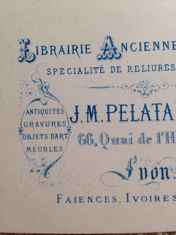 Antique Business Cards