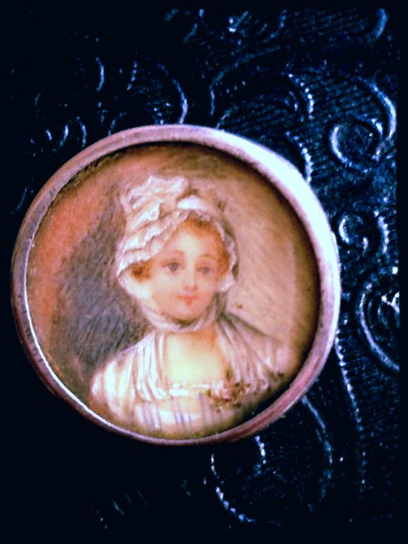 Mini Portrait Locket