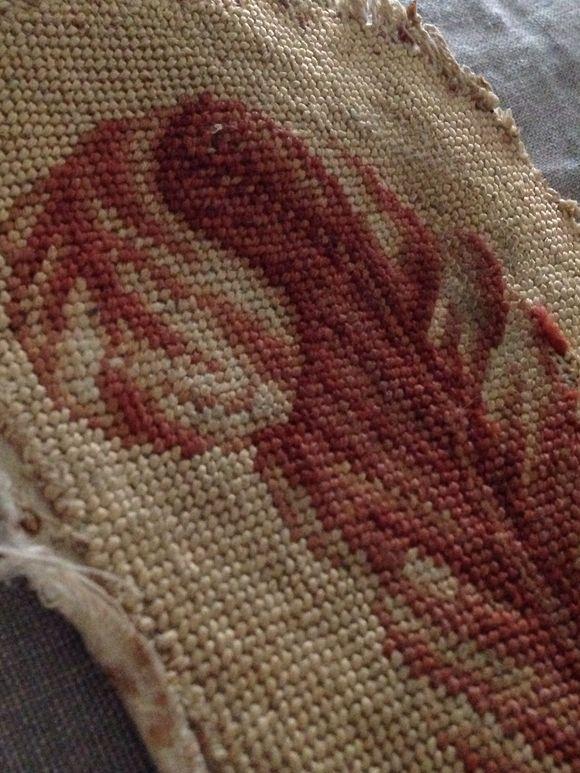1700s Textile Fragment
