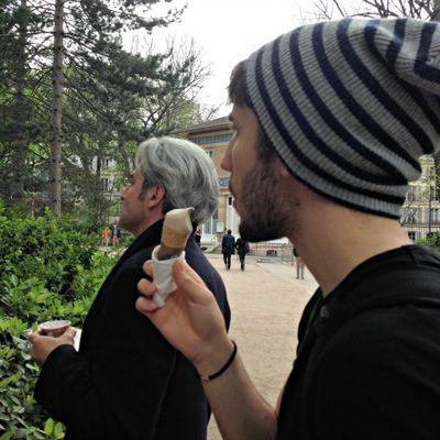 Sacha and Yann
