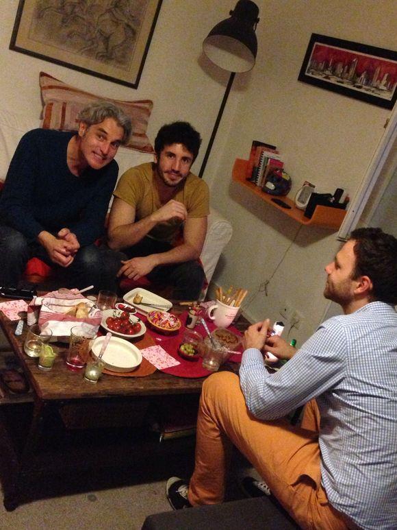 Dinner at Chelsea's