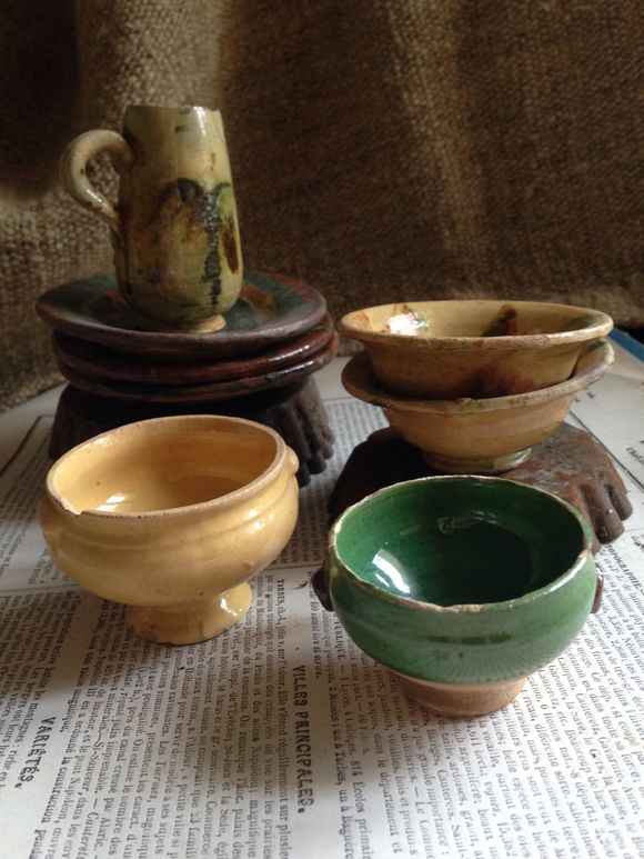 French Provencal Child's Set