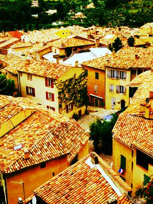 Moustiers Saint Marie Lavender Provence
