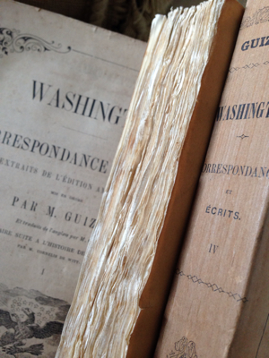 1855 Ruffled Page Books