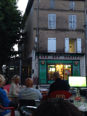 Soccer Final How it is in France
