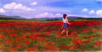 Painting Debra Riley