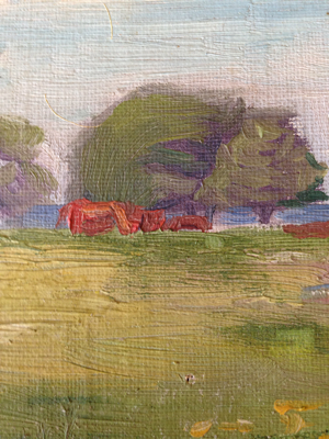 French Painting Landscape