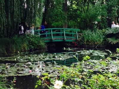 Monet.  Water Lilies