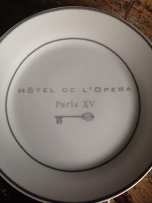 Hotel de L'Opera Espresso Cup