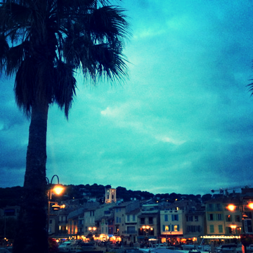evening glow cassis