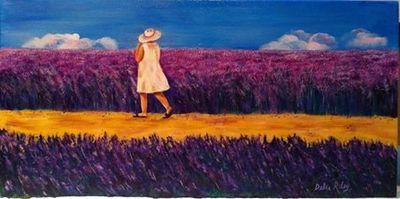 Debra riley corey amaro Lavender