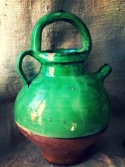 Large classic water jug