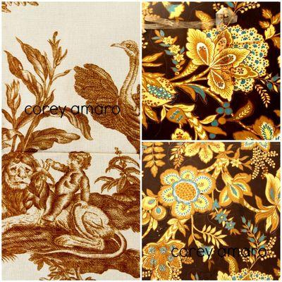 French antique Textiles Corey Amaro