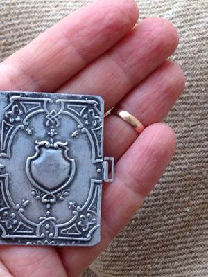 French Brocante Photo Book Charm
