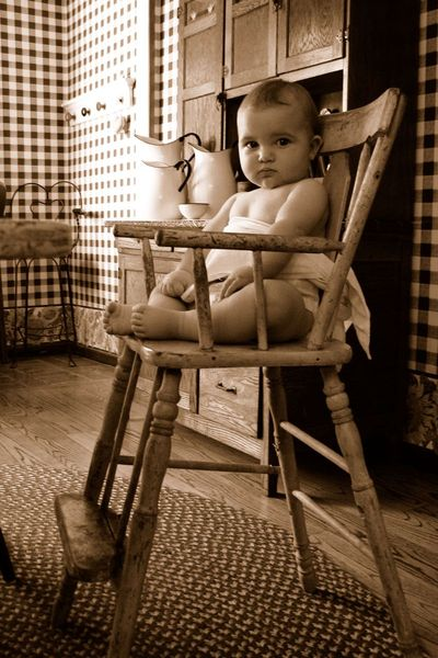 Highchair corey amaro photography