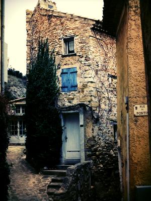 Crillion le Brave, Barroux, provence