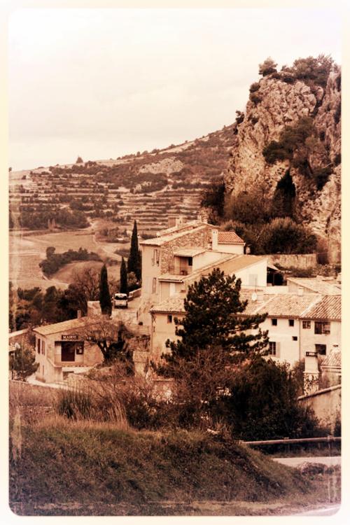 Provence morning