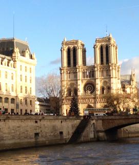 Christmas JOY in Paris