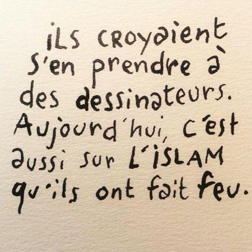 Je suis charlie je suis muslim