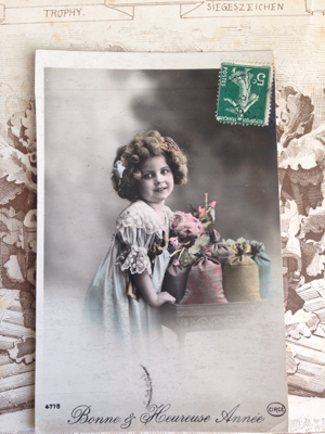 French Antique Postcard Corey Amaro