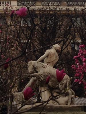 Paris Spring Palais Royal