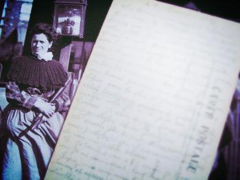WWI postcard