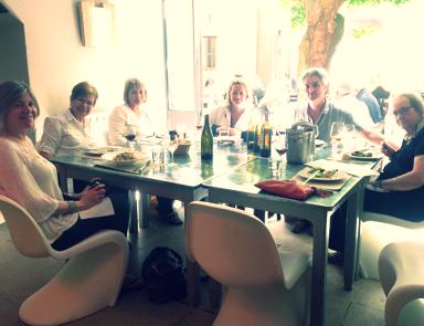 Chez Serge... Brocante Lunch Break