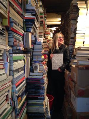 The Book Store in Paris
