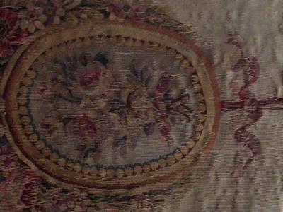 18th century Textile Fragment