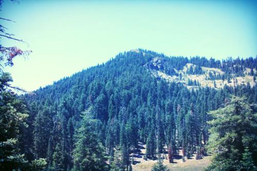 highest point in glenn county