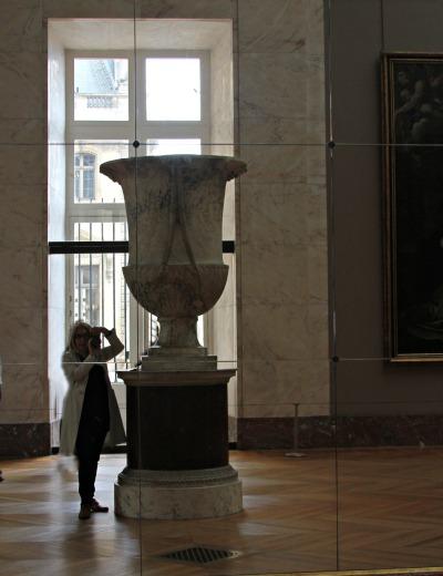 Paris louvre, corey amaro, the french muse