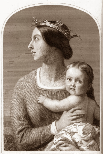 QueenVictoria as a child