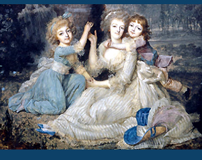 Children of marie antoinette