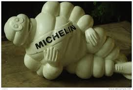 Bibendum, de Michelin mascot