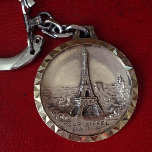 Key chain Paris