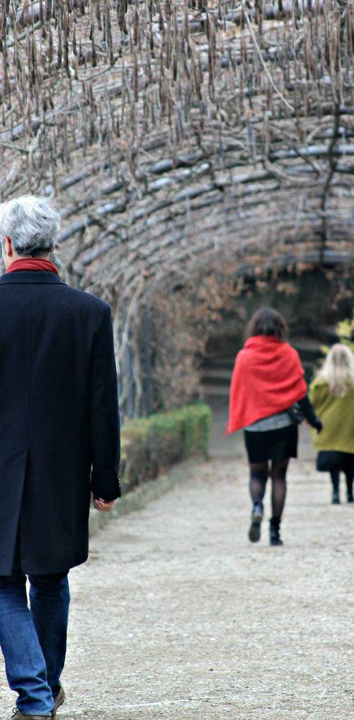 Walking Florence